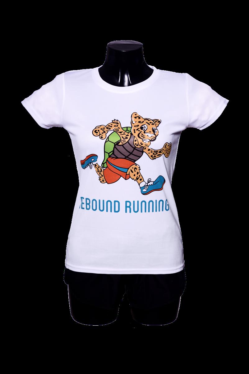 Rebound Running t-shirt limit edition!
